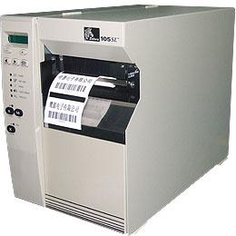 惠州Zebra 105SL斑马条码标签打印机