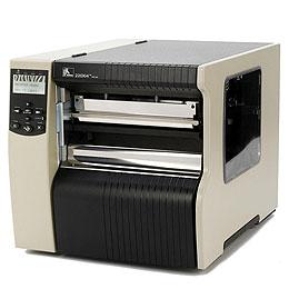 广州zebra 220Xi4条码打印机