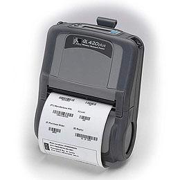 江门ZEBRA QL420plus条码打印机