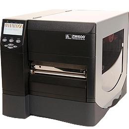 广州Zebra ZM600斑马条码打印机