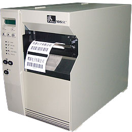 105SL斑马打印机