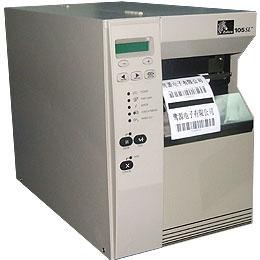惠州斑马105SL条码打印机