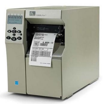 zebra 105PLUS条码打印机