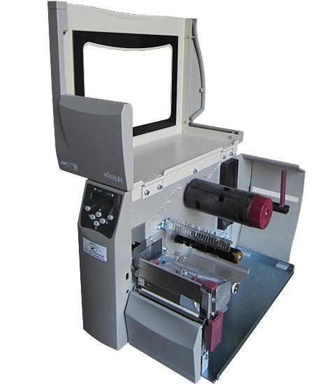 打印机内部结构展示图