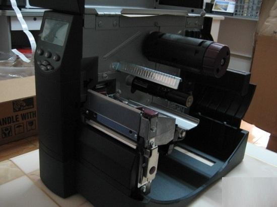 斑马打印机105sl使用方法,操作介绍
