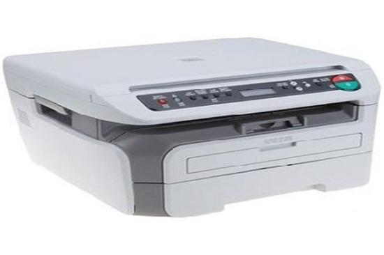 理光办公打印机维修方法