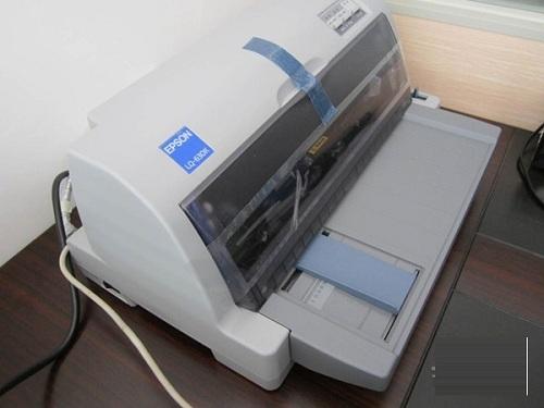 爱普生办公打印机630驱动安装