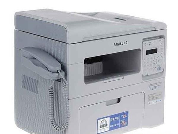 三星4521打印机恢复出厂设置方法