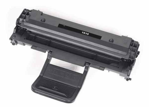 三星办公室打印机硒鼓加粉方法步骤