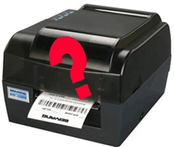 条码打印机常见问题