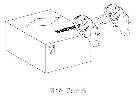 条码扫描枪Z-6070实测使用体验
