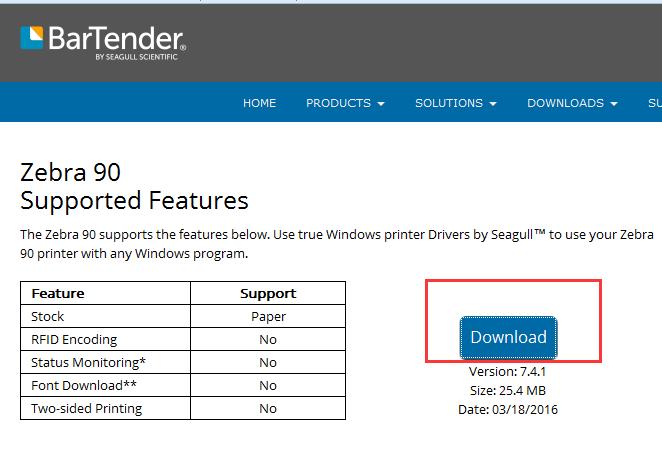 2017年最新条码打印机驱动安装实例