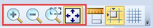 条形码标签设计模板的自由缩放怎么设置