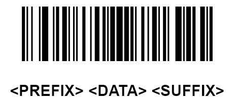 摩托罗拉LS3578扫码枪的数据格式设置